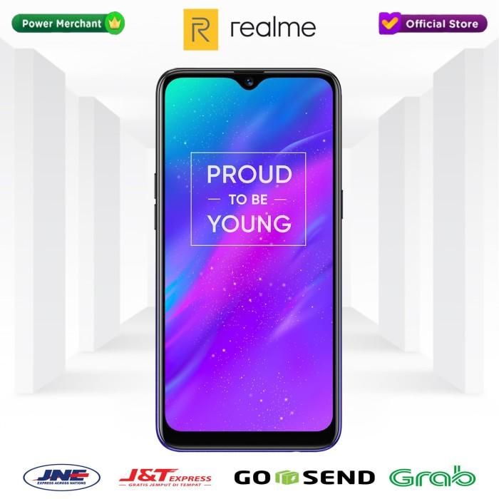 harga Realme 3 3/64 ram 3gb rom 64gb garansi resmi Tokopedia.com