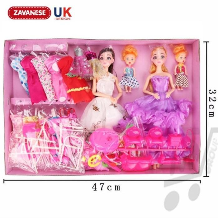 Jual Mainan Anak Boneka Barbie Jakarta Barat Cindyabudiono Tokopedia