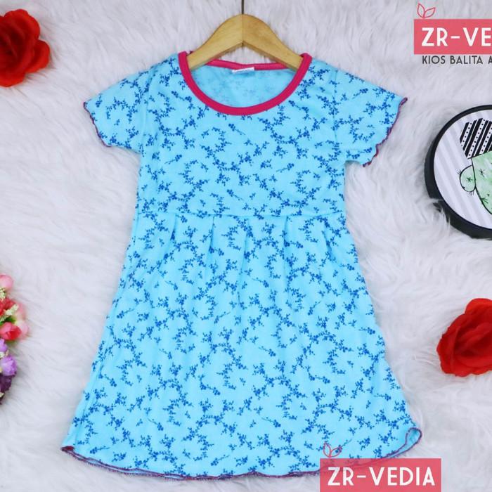 Foto Produk (LEBIH HEMAT ISI 3 PCS ) Dress Thalia 2-3 Tahun / Baju Anak Perempuan - ISI 3 DRESS dari ZR-Vedia