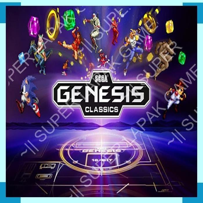 Jual Sega Genesis Classics Pc Game Kota Depok Super Lapak Games Tokopedia
