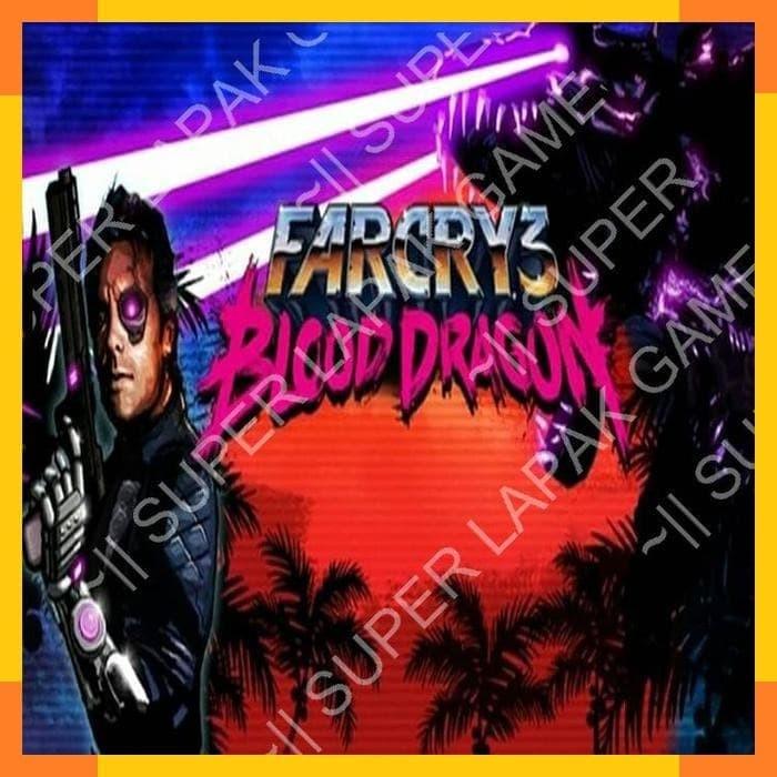 Jual Far Cry 3 Blood Dragon Pc Game Kota Depok Super Lapak Games Tokopedia