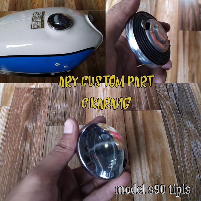 harga Tutup tangki custom cb 100 gelatik japstyle model diesel Tokopedia.com