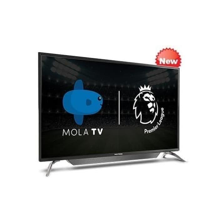 harga Polytron led tv 43 inch smart tv mola tv pld43-as1558 Tokopedia.com