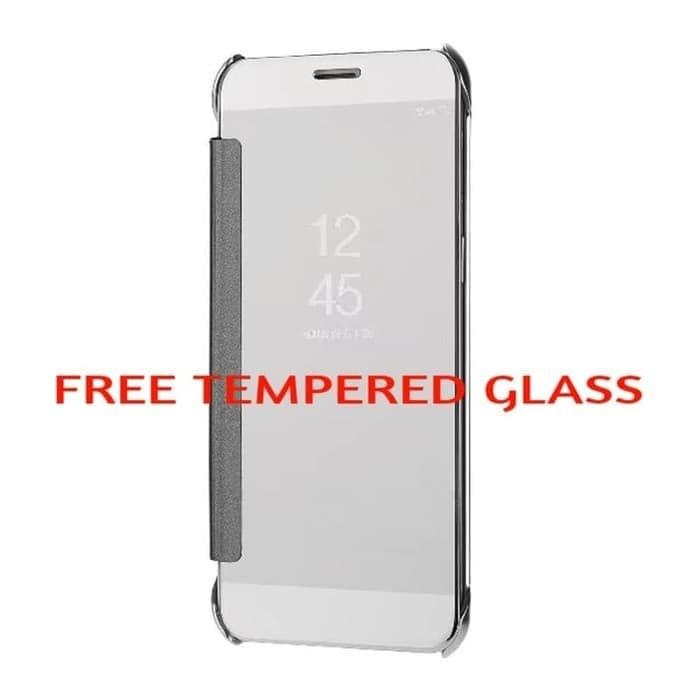 harga Casing mirror flip cover case autolock samsung galaxy j7 plus Tokopedia.com
