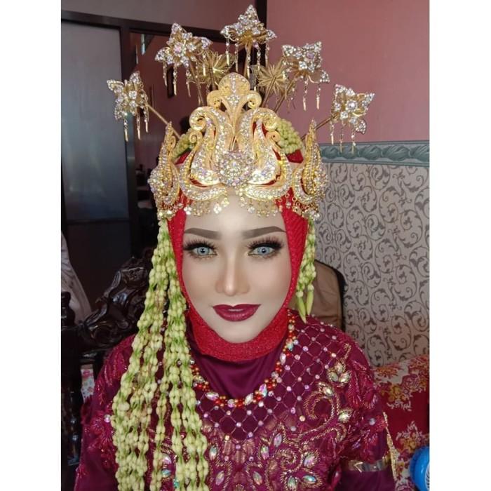Jual Aksesoris Siger Sunda Mahkota Pengantin Lengkap Adat Jawa Barat Kota Surakarta Kebaya Diva Tokopedia