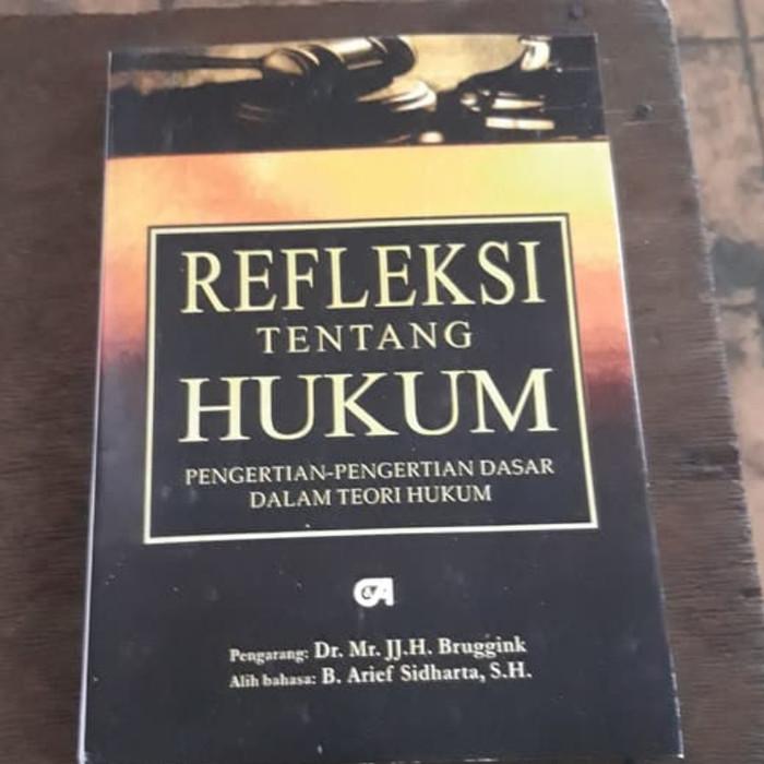 Foto Produk Refklesi tentang hukum terbaruuu dari iinbuku