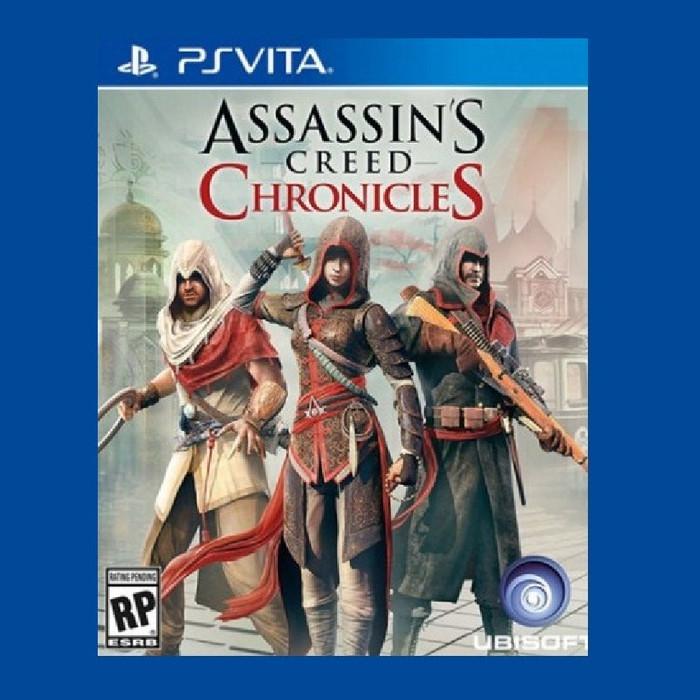 Jual Psvita Assassin S Creed Chronicles R1 Jakarta Utara Ps