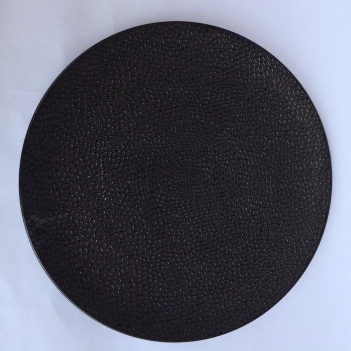 Foto Produk Piring Saji Motif hitam-a  Piring Hias   Ekspor Murah  Dinner Plate HN dari GALAXY HouseholdCeramics