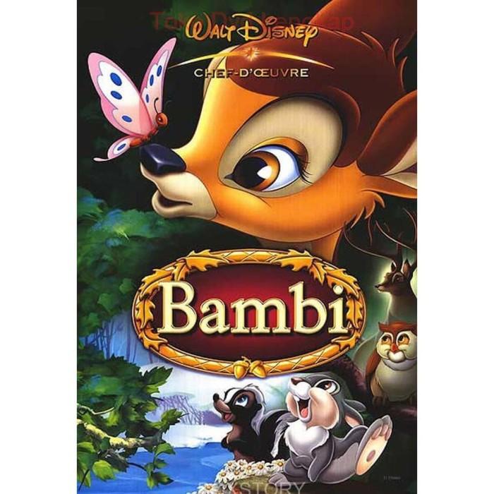 Jual Film Bambi 1942 Kota Tasikmalaya Boxstory Tokopedia