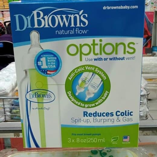 Gift Set Blue Dr Brown/'s Options 2019 Design