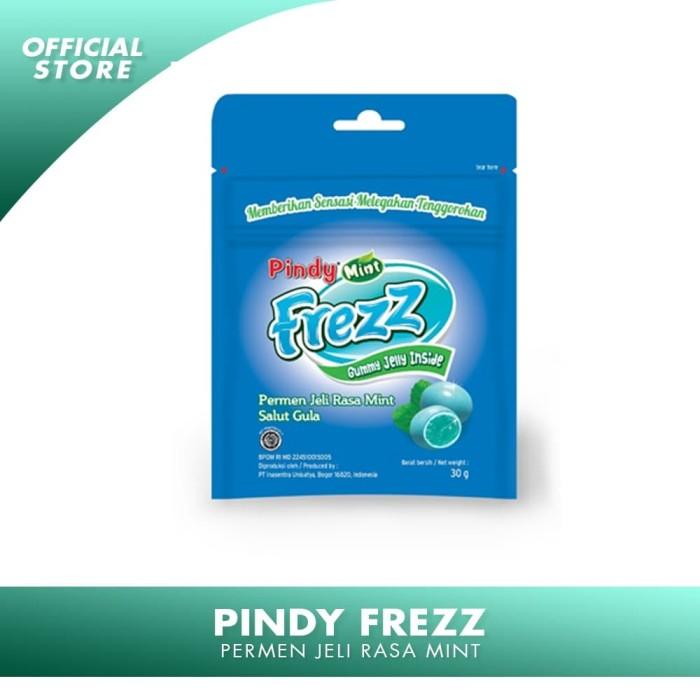 Foto Produk PINDY FREZZ Permen Jelly Rasa Mint dari IUOfficialStore