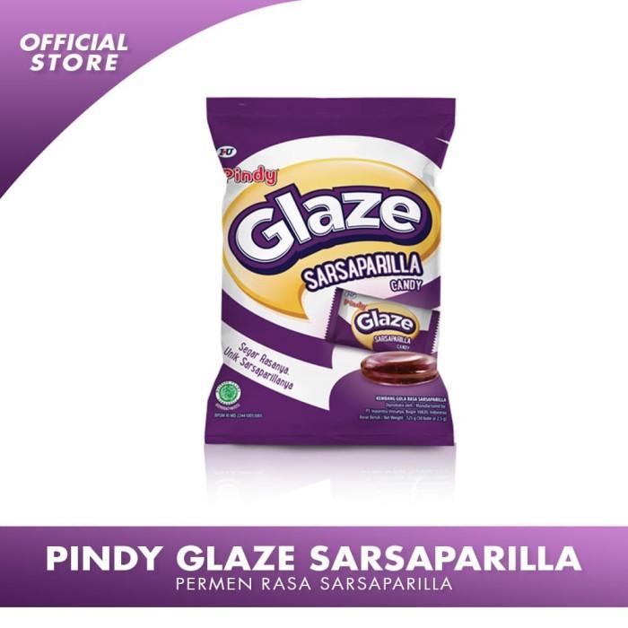 Foto Produk PINDY GLAZE Permen Rasa Sasrsaparilla dari IUOfficialStore