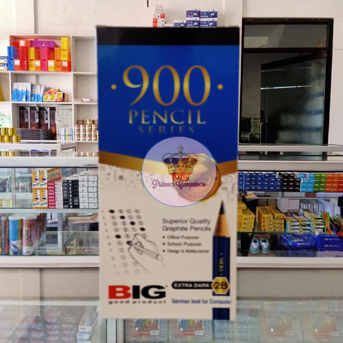 Jual Pencil 900 Series Big Kab Bondowoso King Prince Tokopedia
