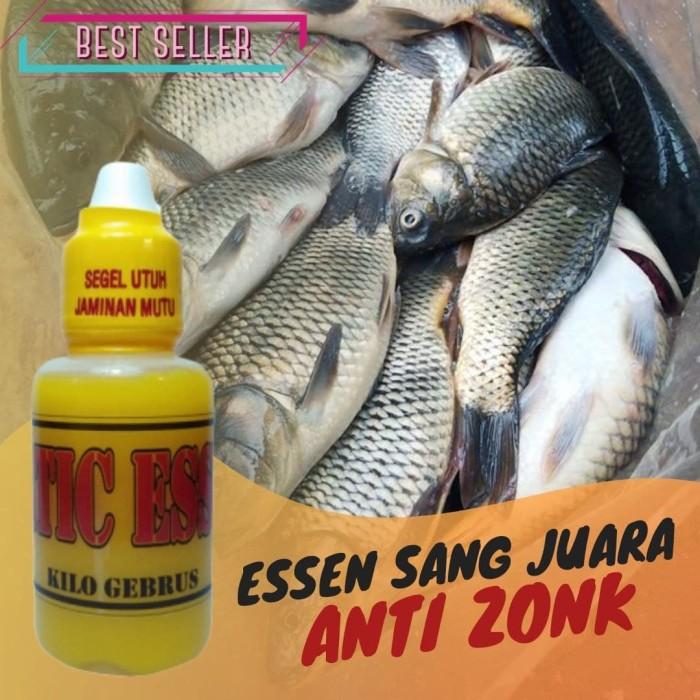 Foto Produk Essen Umpan Pancing Ikan Mas Kilo Gebrus | Segala Medan dari Produk Green World Asli