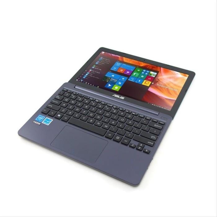 Foto Produk Promo Murah Asus VivoBook E203M-TBCL232A Cel N4000 Ram2GB TERBAIK dari Go Cam