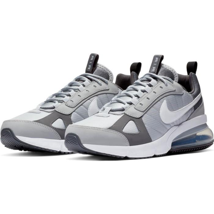 no relacionado Solo haz silencio  Jual ORIGINAL Nike Air Max 270 Futura Men's Running Shoe - wolf grey/white-  - Kota Denpasar - khieshop terpercaya | Tokopedia