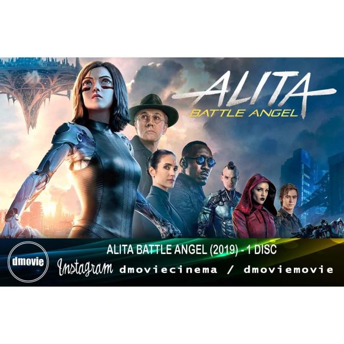 Jual Alita Battle Angel 2019 Dvd Box Office Kota Pontianak Dmoviemovie Tokopedia