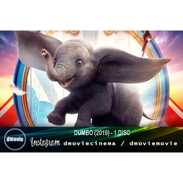 Jual Dumbo 2019 Dvd Box Office Kota Pontianak Dmoviemovie Tokopedia