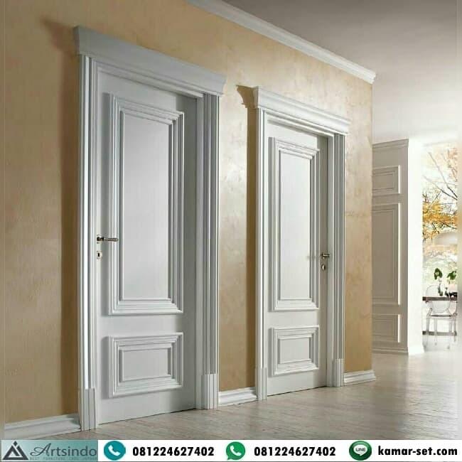 Jual Pintu Kamar Klasik Modern Model Terbaru Pintu Rumah Minimalis Kab Jepara Artsindo Tokopedia