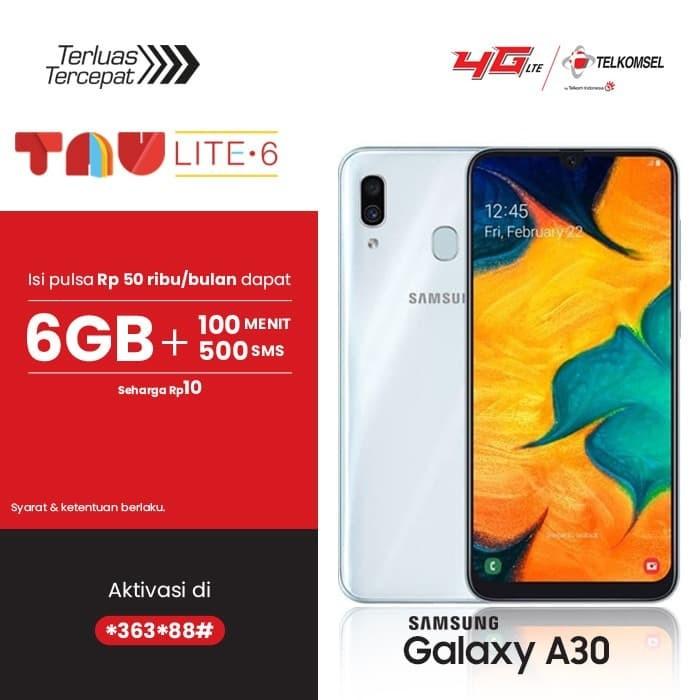 harga Samsung galaxy a30 4/64 - sb - hitam Tokopedia.com