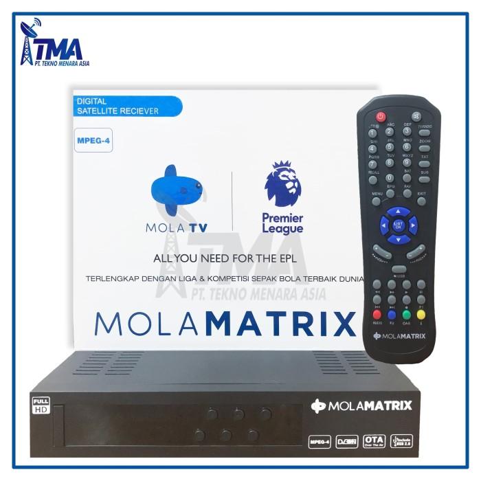 harga Receiver mola tv matrix putih liga inggris epl premier league 2019 Tokopedia.com