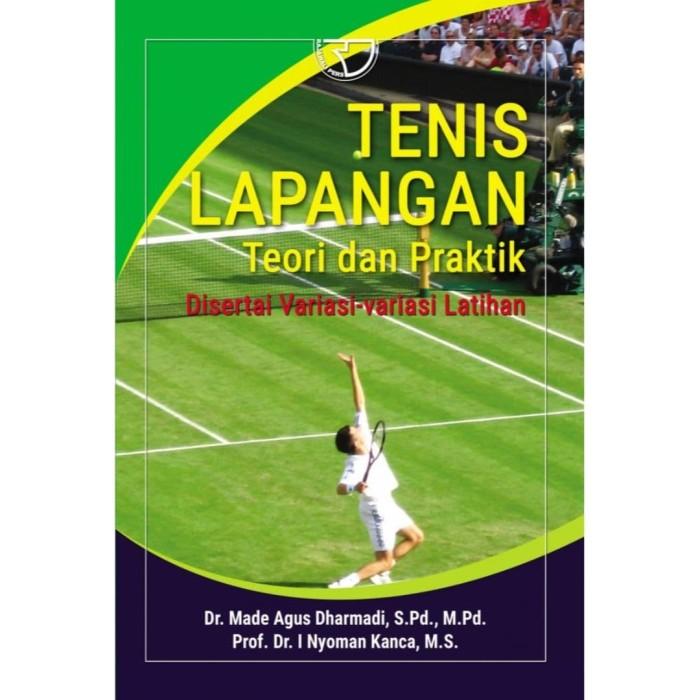 Foto Produk Tenis Lapangan – Made Agus Dharmadi dari erikabooksmediacom