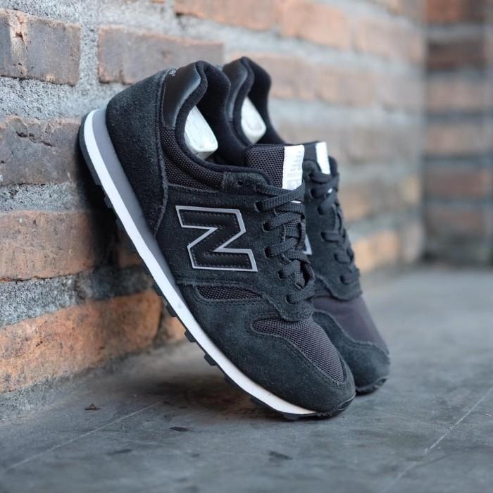 Jual NEW BALANCE 373 BLACK BLACK GREY - Kab. Sleman - radits original sneakers | Tokopedia