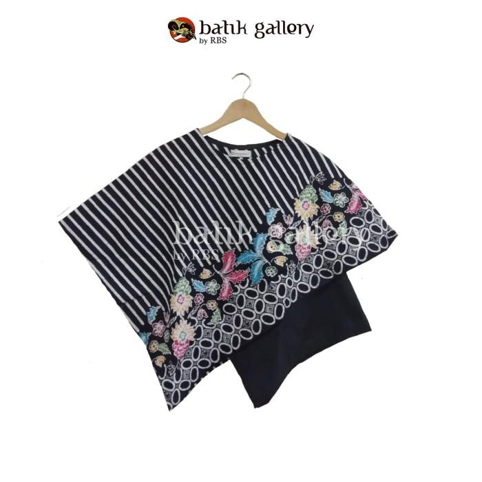 Jual Baju Batik Wanita Atasan Model Kelelawar Ukran Free Size Kota Medan Batik Gallery Ind Tokopedia