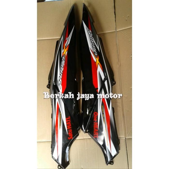 Jual Cover Body Samping Honda Supra X 125 Tahun 2012 Kab Bekasi Furnego32 Tokopedia