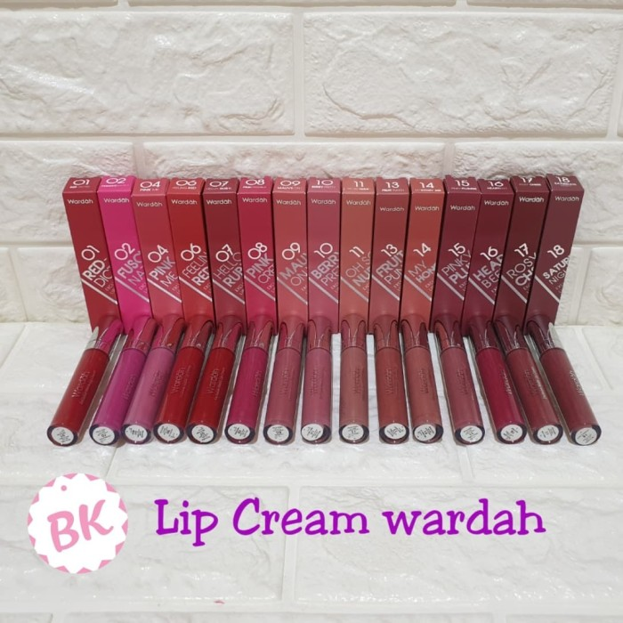 Harga Wardah Exclusive Matte Lip Katalog.or.id
