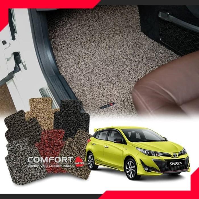 Foto Produk Karpet Comfort Premium Toyota Yaris All New ( Full Set ) dari RUMAH JOK DCARZ