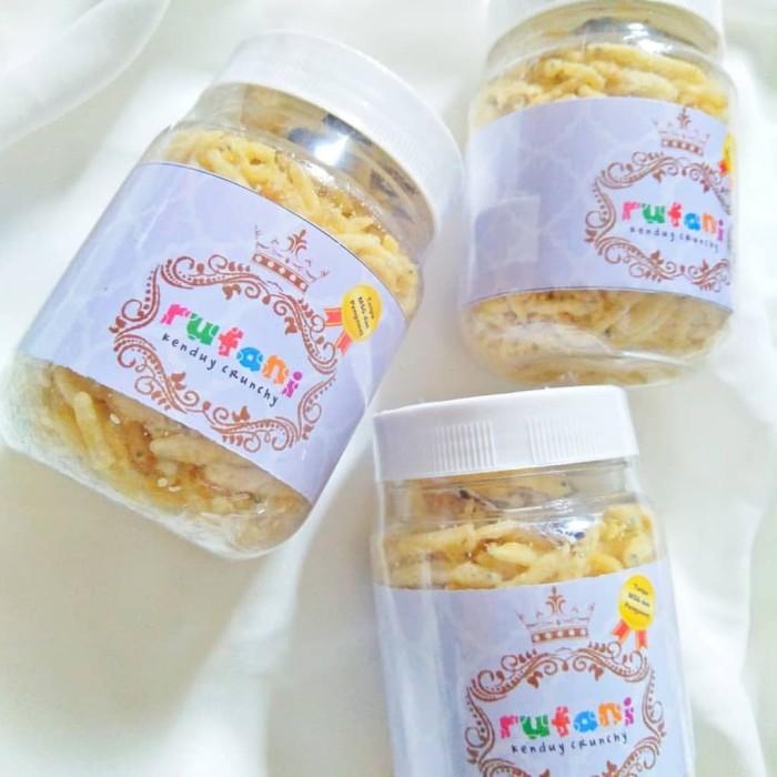 Foto Produk Rufani Kenduy Teri Crispy Crunchy Non Msg No Pengawet Mpasi Snack dari Tummytiff