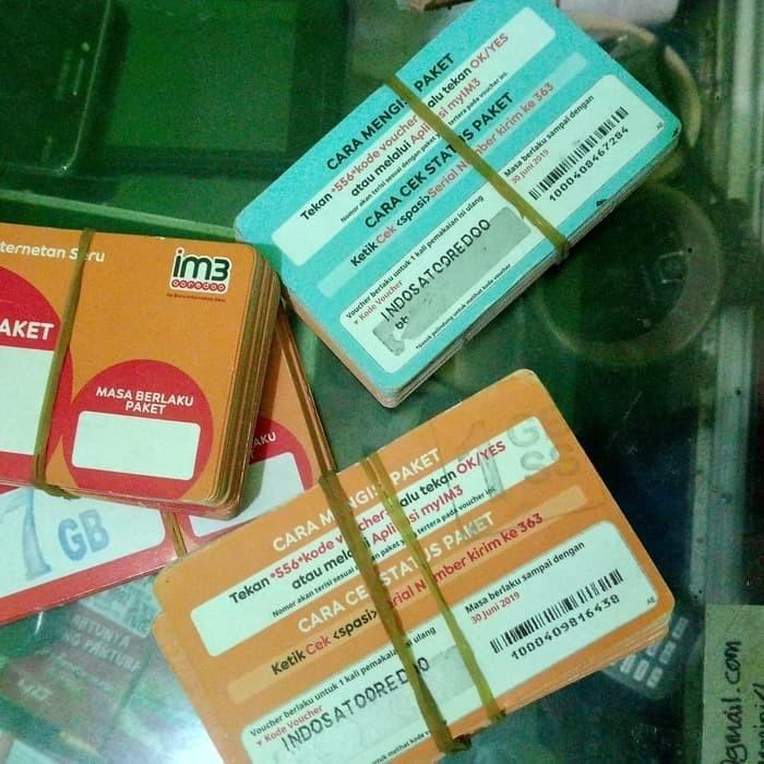 Jual Voucher Kuota Internet Indosat 2gb Unlimited Kab Kudus Her1za Store Tokopedia