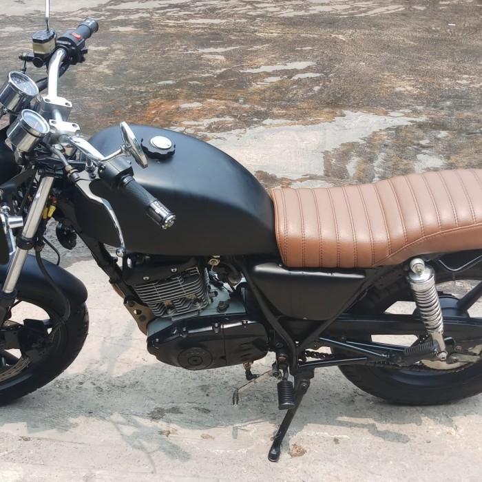Jual Motor Modifikasi Scrambler Japstyle Thunder 125 Jakarta Timur Mnkq Shop Tokopedia