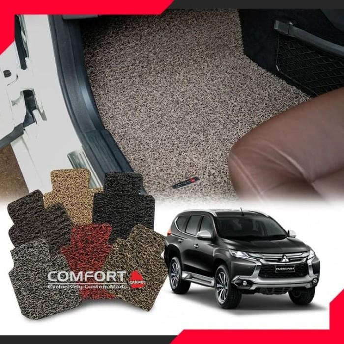 Foto Produk KARPET COMFORT DELUXE |Mitsubishi Pajero (KABIN) dari RUMAH JOK DCARZ