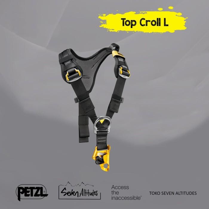 Foto Produk Top Croll L Petzl Chest harness for seat harness dari Seven Altitudes