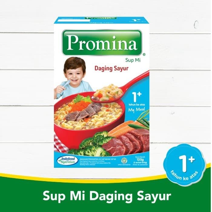 Jual Sup Mi Promina Daging Sayur Mpasi Bayi 1 Tahun Kota Surabaya Inds Store Tokopedia