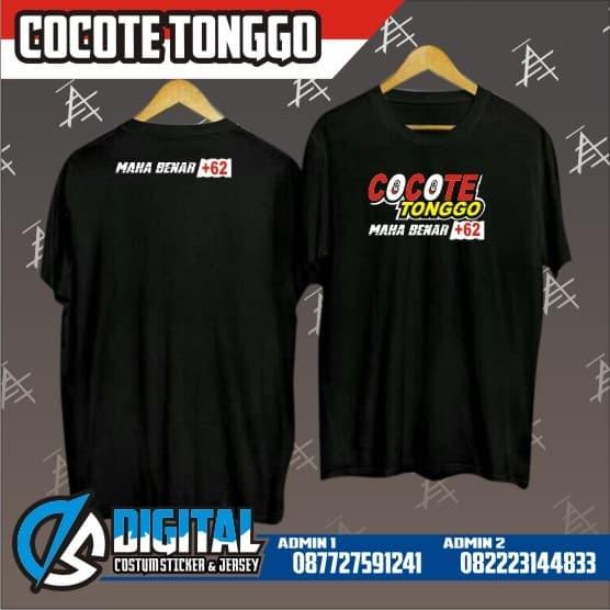 Jual Kaos Bacote Tonggo Kaos Kata Kata Jawa Kaos Custom Putih L Kab Grobogan Agung Santosa Tokopedia