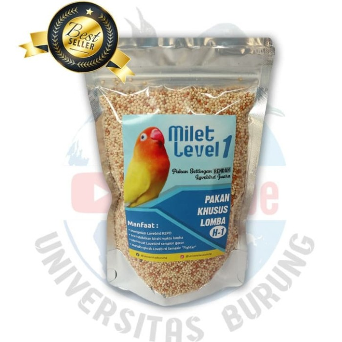 Foto Produk milet level 1 dari universitas burung