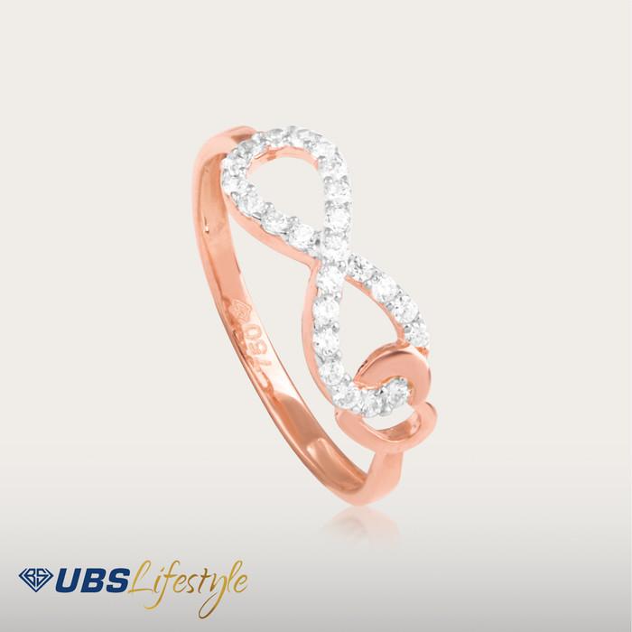 harga Ubs millie molly gold ring - cc15143 - 750 - merah 14 Tokopedia.com