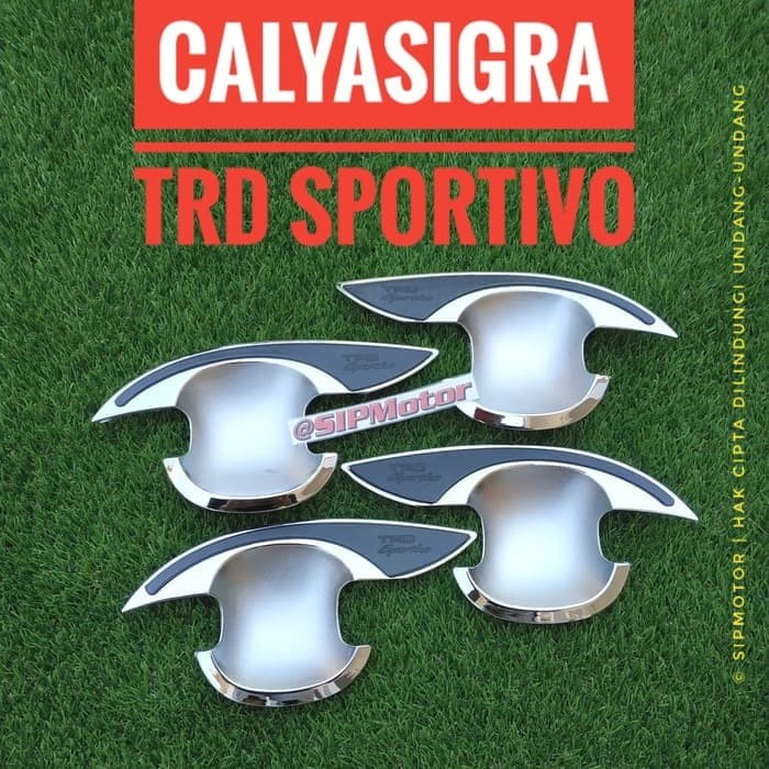 Foto Produk Outer Handle Calya Sigra TRD Sportivo dari SIPMotor