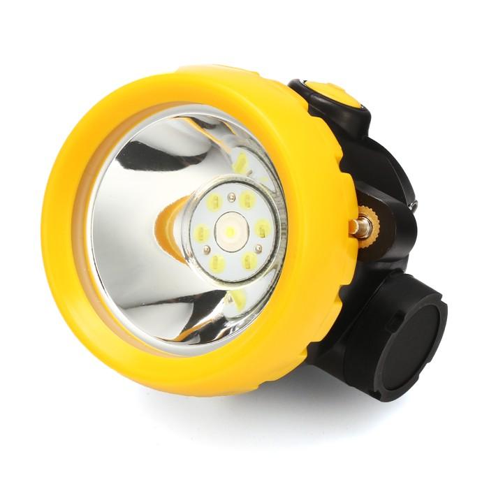 Foto Produk Terlaris 1W 3500L Miner Head Cordless Torch Lamp Lampu LED Helm dari Nordstrom Store