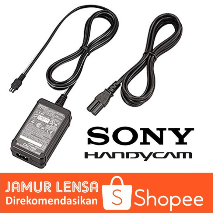 yan AC//DC Wall Battery Charger Power Adapter for Sony Camcorder DCR-HC17 DCR-HC27 E