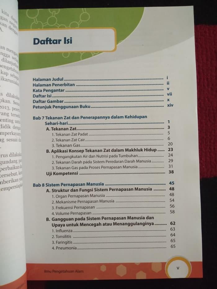 Jual Buku Buku Ipa Kls 8 Smp Mts Semester 2 K13 Revisi 2017 Jakarta Pusat Zudit Yudi Tokopedia