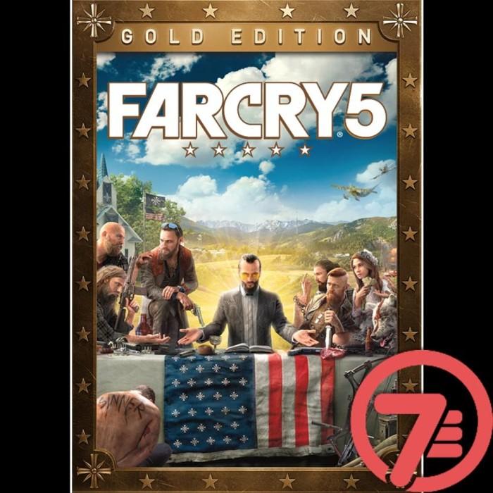 Jual Far Cry 5 Gold Edition V1 011 5 Dlc Game Pc Acc Collection Kota Yogyakarta Hasnnaaastore Tokopedia