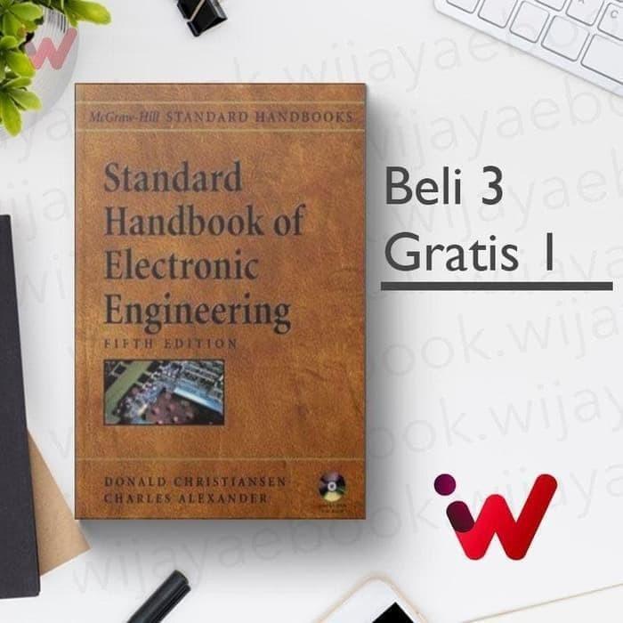 Standard Handbook of Electronic Engineering, 5th Edition