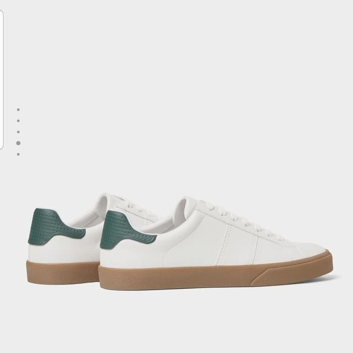 Jual Sepatu Sneakers Pria Zara Original Not Adidas Yezzy