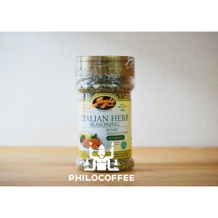 Jay's italian herb seasoning 40gr (bumbu masakan italia)