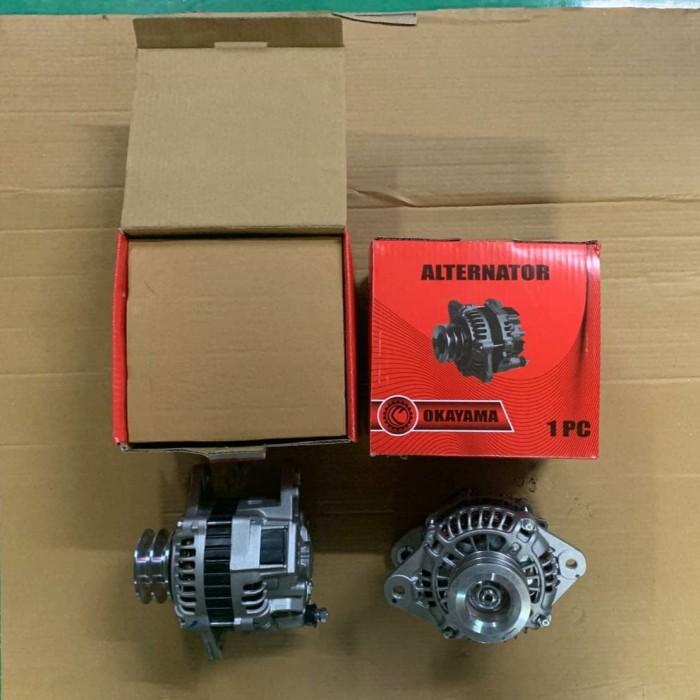 Foto Produk Dinamo Amper atau Alternator Mitsubishi Canter dari Sparepartsmobil dot com