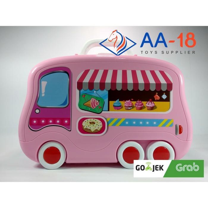 Foto Produk Mainan anak perempuan HAPPY CHEF KITCHEN tas koper dari MainanAA18